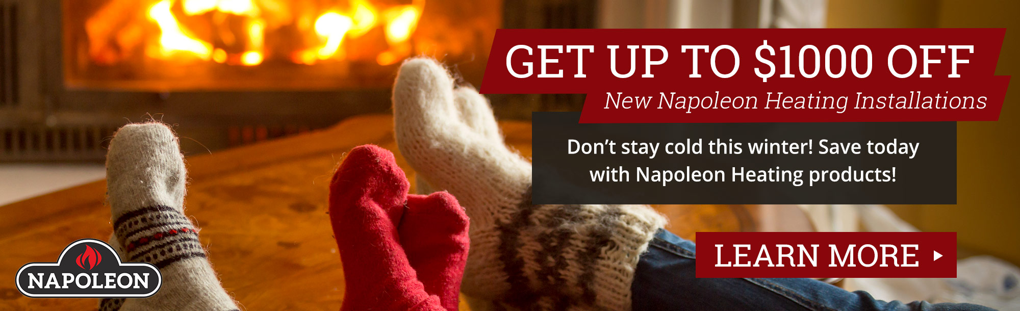 Napoleon Heating Installations