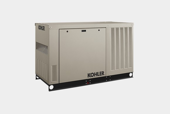 Kohler 24RCL SINGLE PHASE OR 3 PHASE, LPGNATURAL GAS