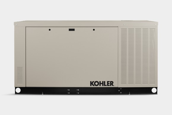 Kohler 38RCL SINGLE PHASE OR 3 PHASE NATURAL GAS LPG